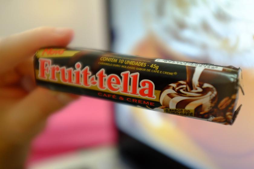 Resultado de imagem para fruittella lançamento gelatto caramelo
