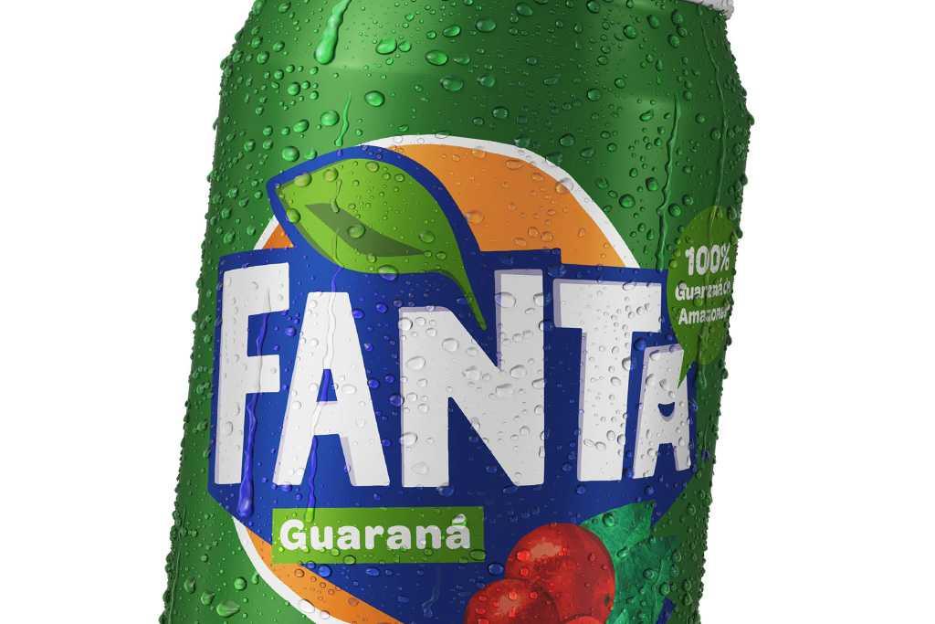Coca Cola anuncia nova Fanta Guaraná